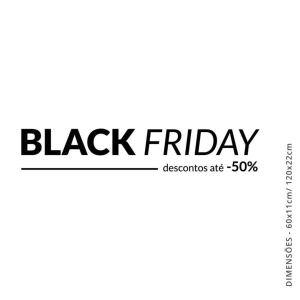 Vinil comércio BLACK FRIDAY
