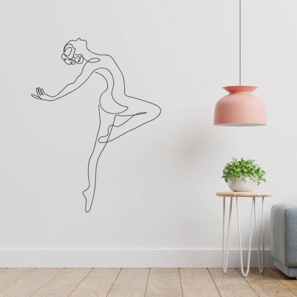 Vinil decorativo Dance